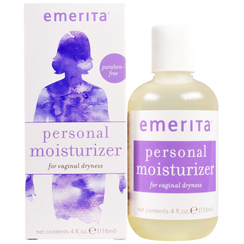 Emerita, Feminine, Personal Moisturizer, 4 fl oz (118 ml)