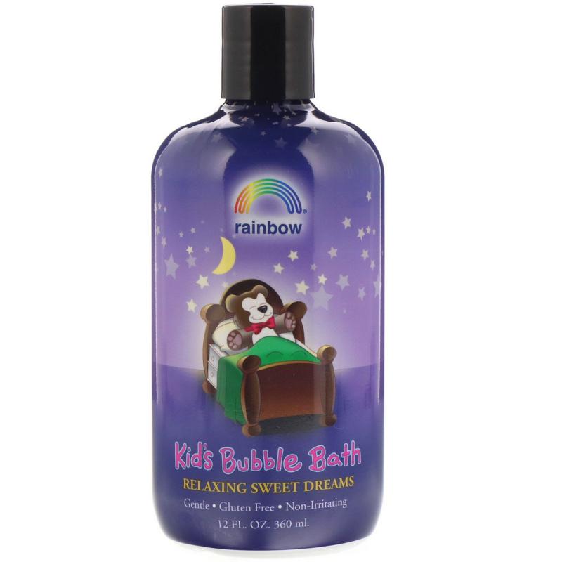 Rainbow Research, Kids Bubble Bath, Relaxing Sweet Dreams, 12 fl oz (360 ml)