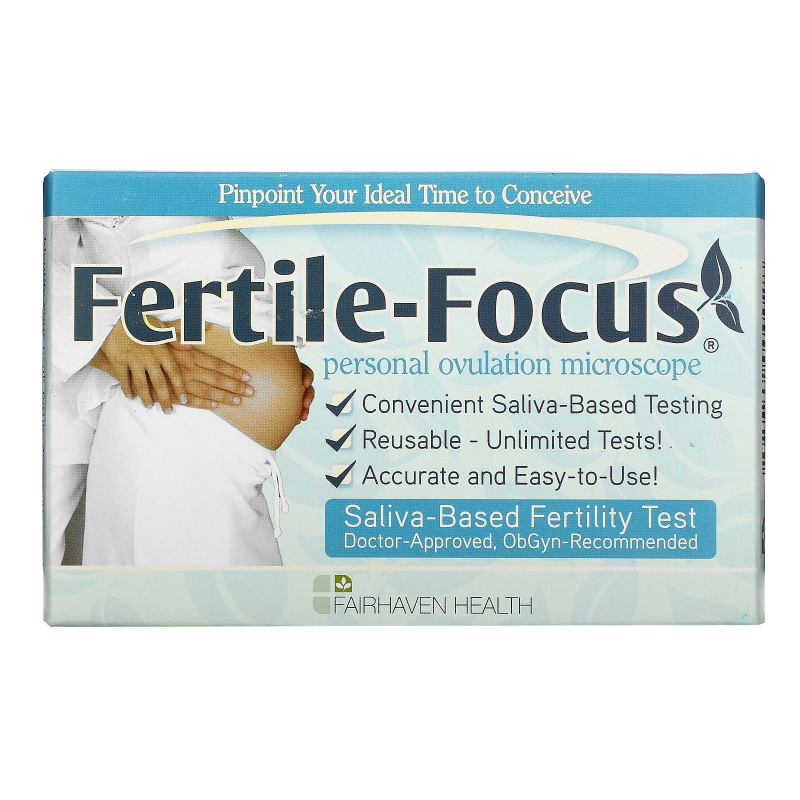 Fairhaven Health, Fertile-Focus, 1 Personal Ovulation Microscope