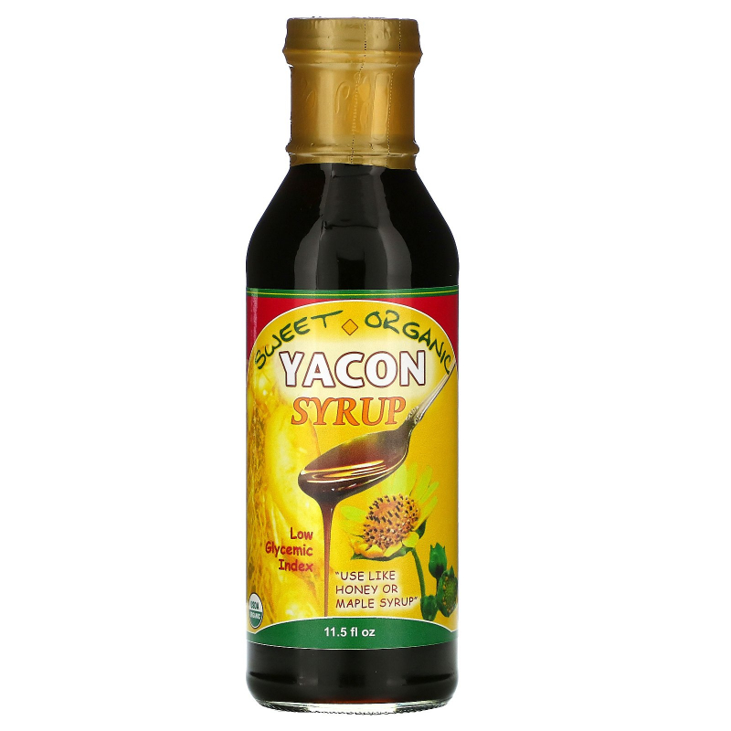 Amazon Therapeutics, Organic, Yacon Syrup, 11.5 fl oz