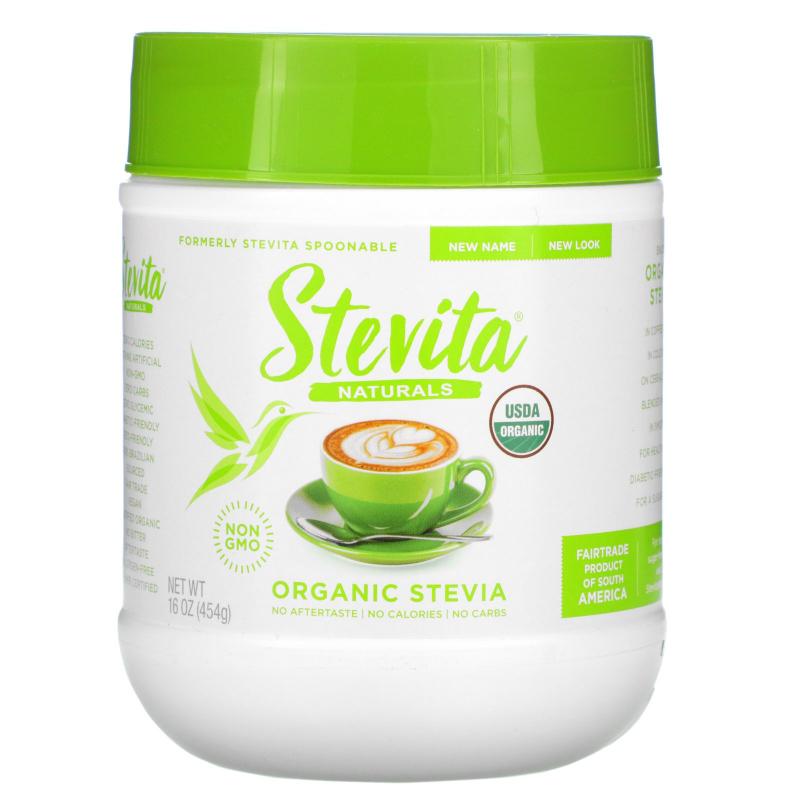 Stevita, Spoonable Stevia, 16 oz (454 g)