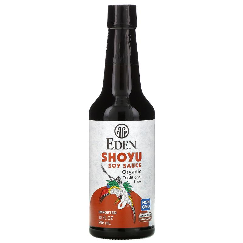 Eden Foods, Organic, Shoyu Soy Sauce, 10 fl oz (296 ml)