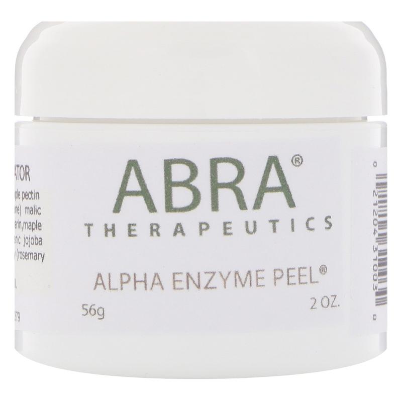 Abra Therapeutics, Alpha Enzyme Peel, 2 oz (56 g)