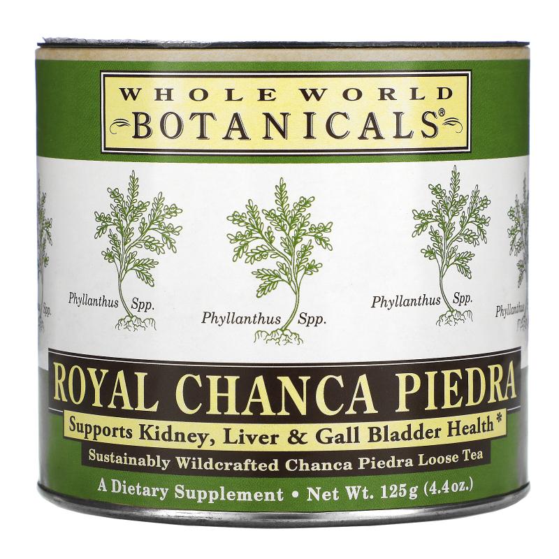 Whole World Botanicals, Royal Break-Stone Tea, 4.4 oz (125 g)