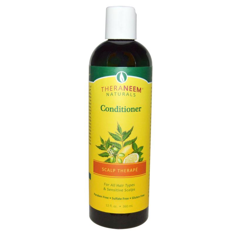 Organix South, TheraNeem Naturals, Scalp Therapé, Conditioner, 12 fl oz (360 ml)