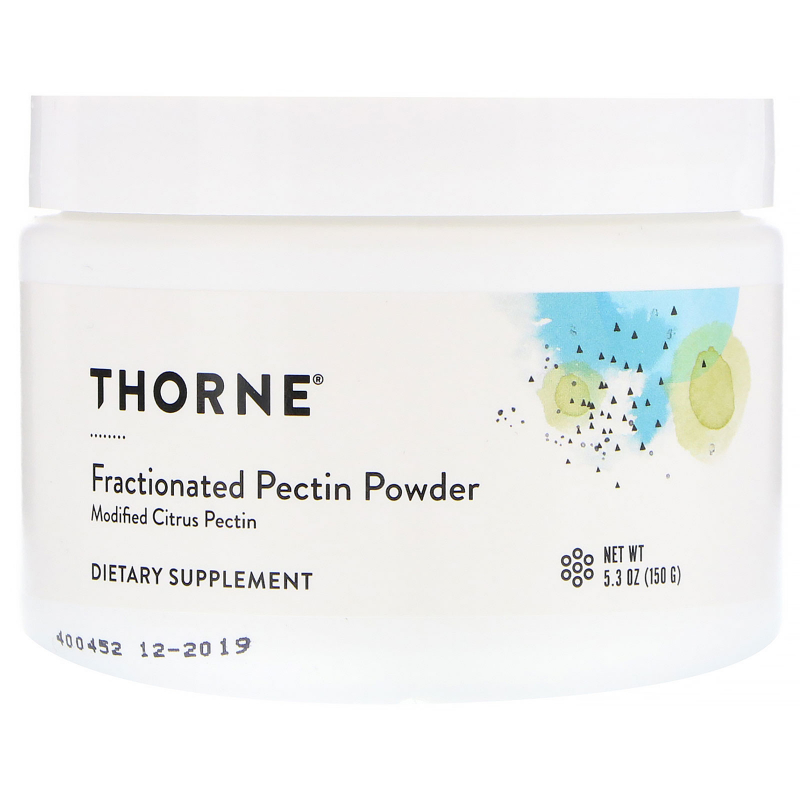 Thorne Research, Fractionated Pectin Powder, 5.3 oz (150 g)