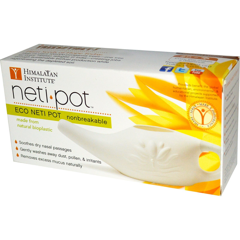 Himalayan Institute,  Eco Neti Pot