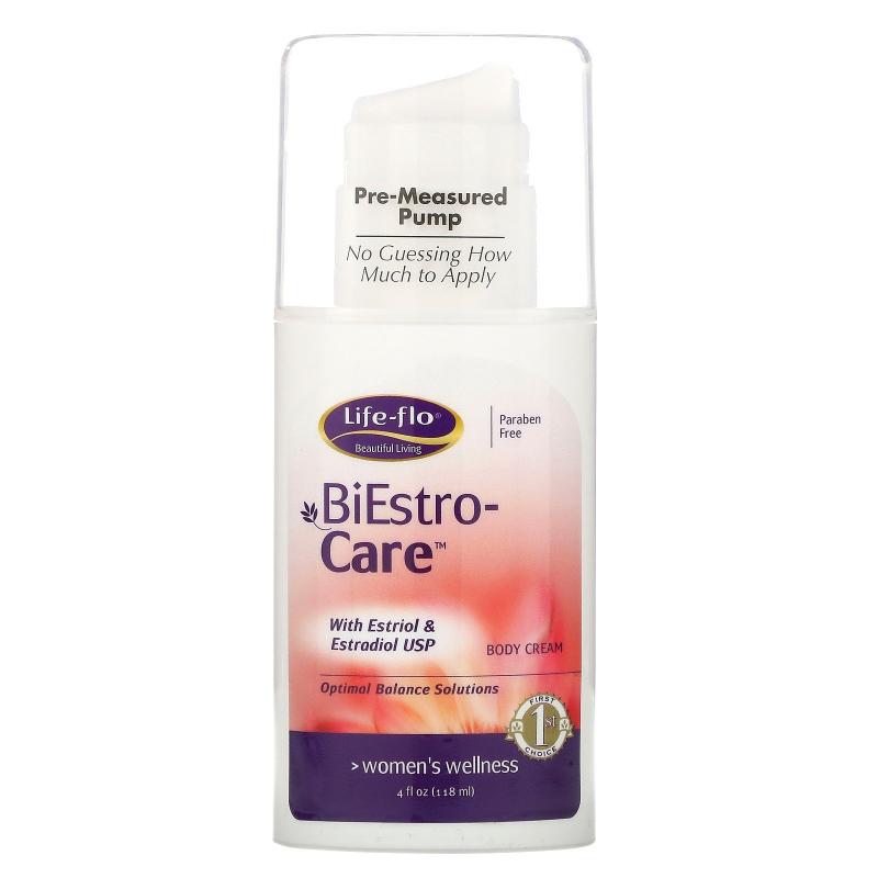 Life-flo, Bi-Estro Care Body Cream, 4 oz (113.4 g)