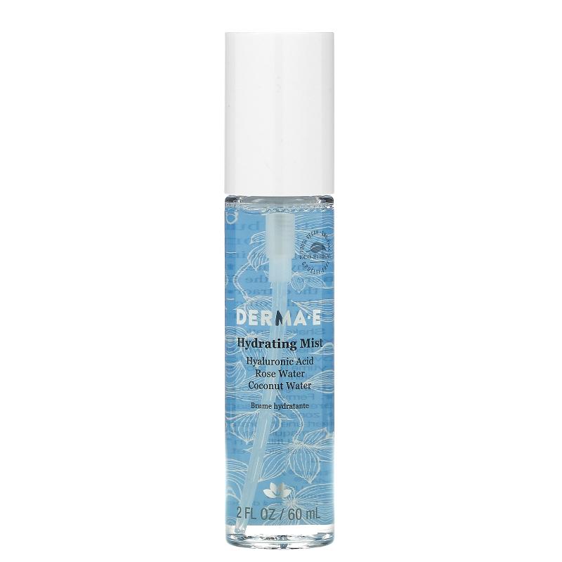 Derma E, Hydrating Mist, 2 fl oz (60 ml)