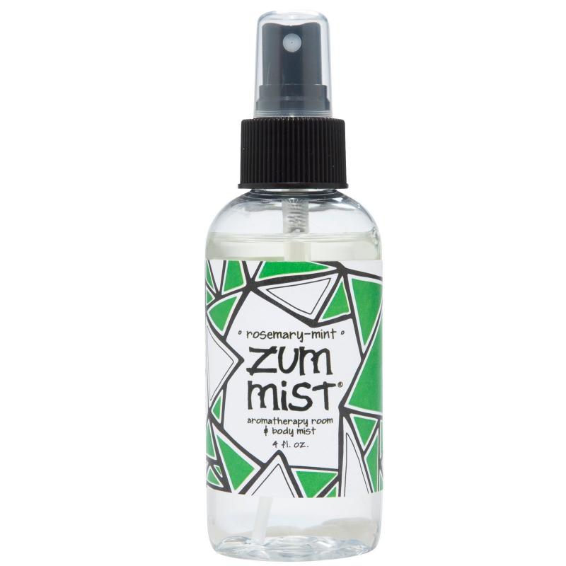 Indigo Wild, Zum Mist, Aromatherapy Room & Body Mist, Rosemary-Mint, 4 fl oz