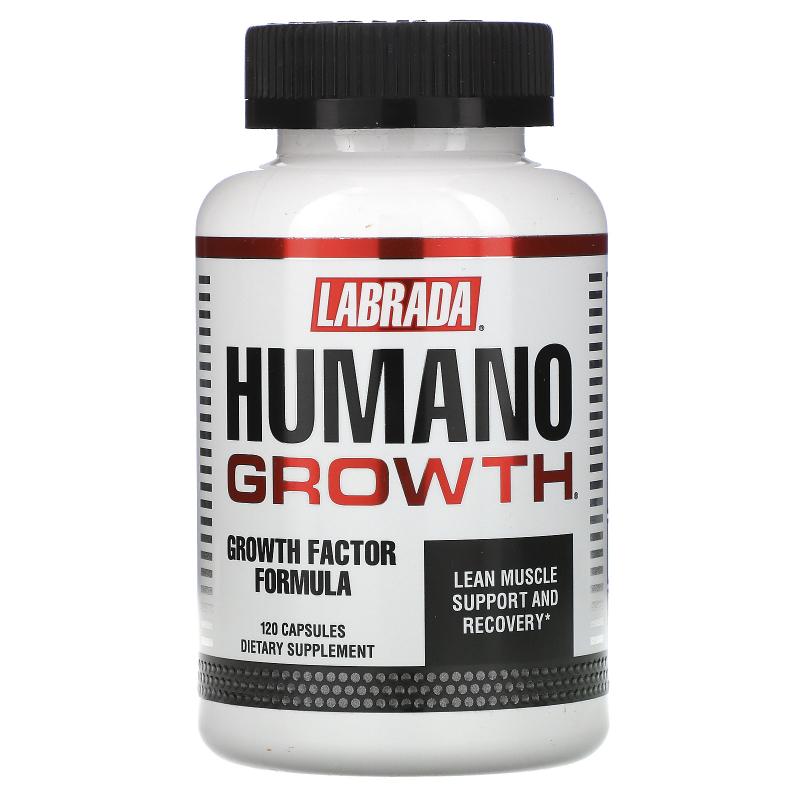Labrada Nutrition, Humano Growth, 120 Capsules