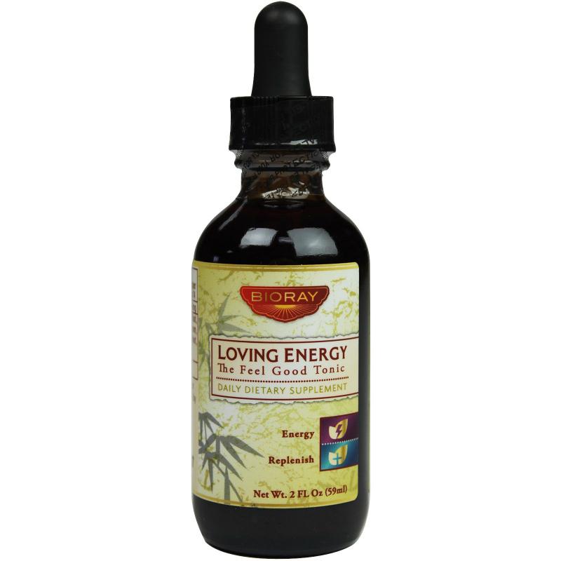 Bioray Inc., Loving Energy, (The-Feel-Good-Tonic), 2 fl oz (59 ml)