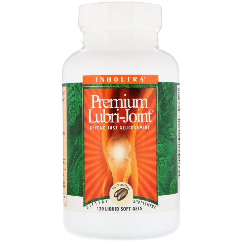 Nature's Secret, Inholtra, Premium Lubri-Joint, 120 Liquid Soft-Gels