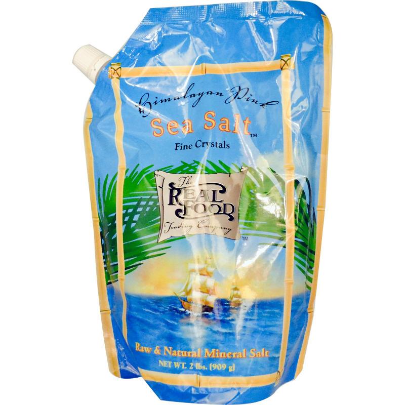 FunFresh Foods, Himalayan Pink Sea Salt, 2 lbs (909 g)