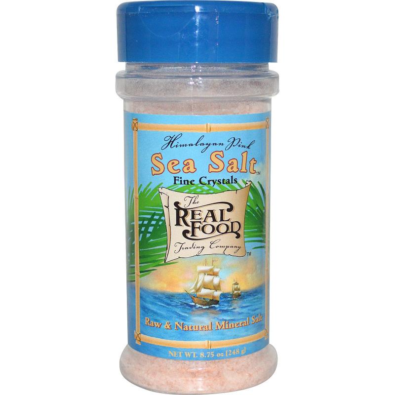 FunFresh Foods, Himalayan Pink Sea Salt, 8.75 oz (248 g)