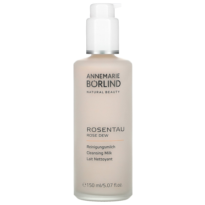 AnneMarie Borlind, Rose Dew, Cleansing Milk, 5.07 fl oz (150 ml)