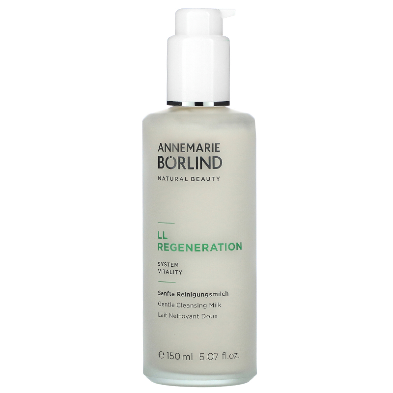 AnneMarie Borlind, LL Regeneration, Gentle Cleansing Milk, 5.07 fl oz (150 ml)