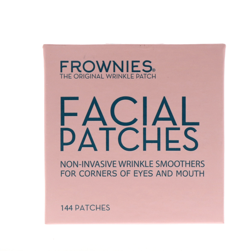 Frownies, Facial Patches, Corners of Eyes & Mouth, 144 Patches