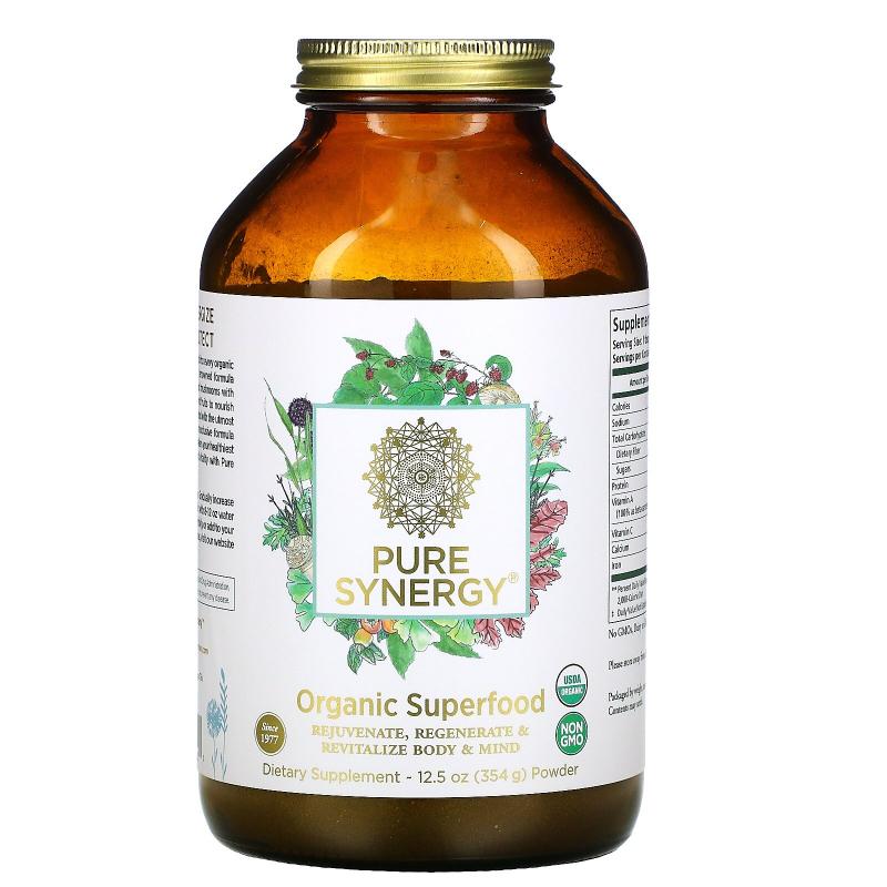 The Synergy Company, Pure Synergy, The Original Superfood, Powder, 12.5 oz (354 g)