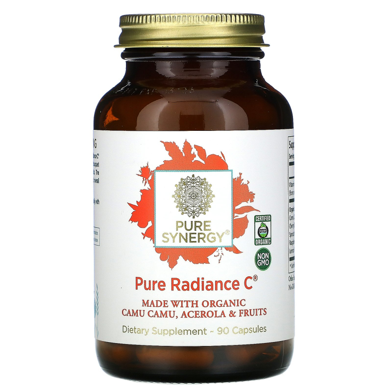 The Synergy Company, Pure Radiance C, 90 Veggie Caps