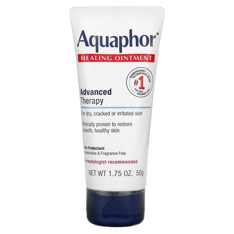 Aquaphor, Healing Ointment, Skin Protectant, 1.75 oz (50 g)