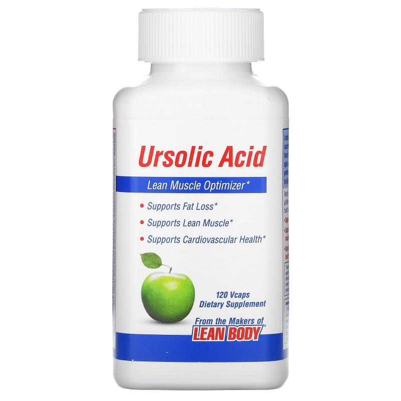 Labrada Nutrition, Ursolic Acid, Lean Muscle Optimizer, 120 Capsules