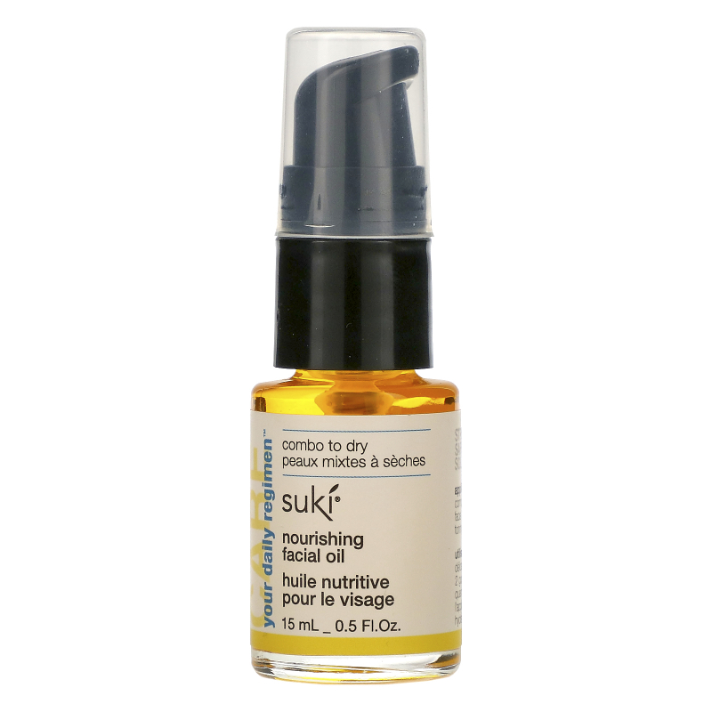 Suki Inc., Care, Nourishing Facial Oil, 0.5 fl oz (15 ml)