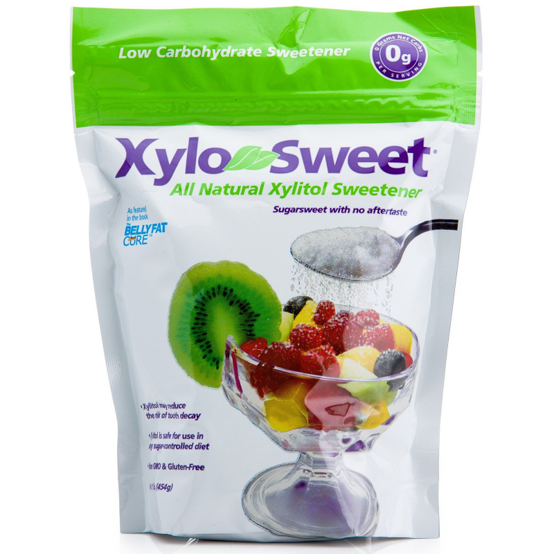 Xlear, XyloSweet, All Natural Xylitol Sweetener, 1 lb (454 g)