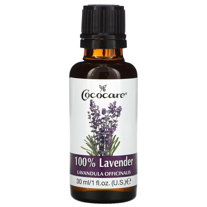 Cococare, 100% Lavender, 1 fl oz (30 ml)