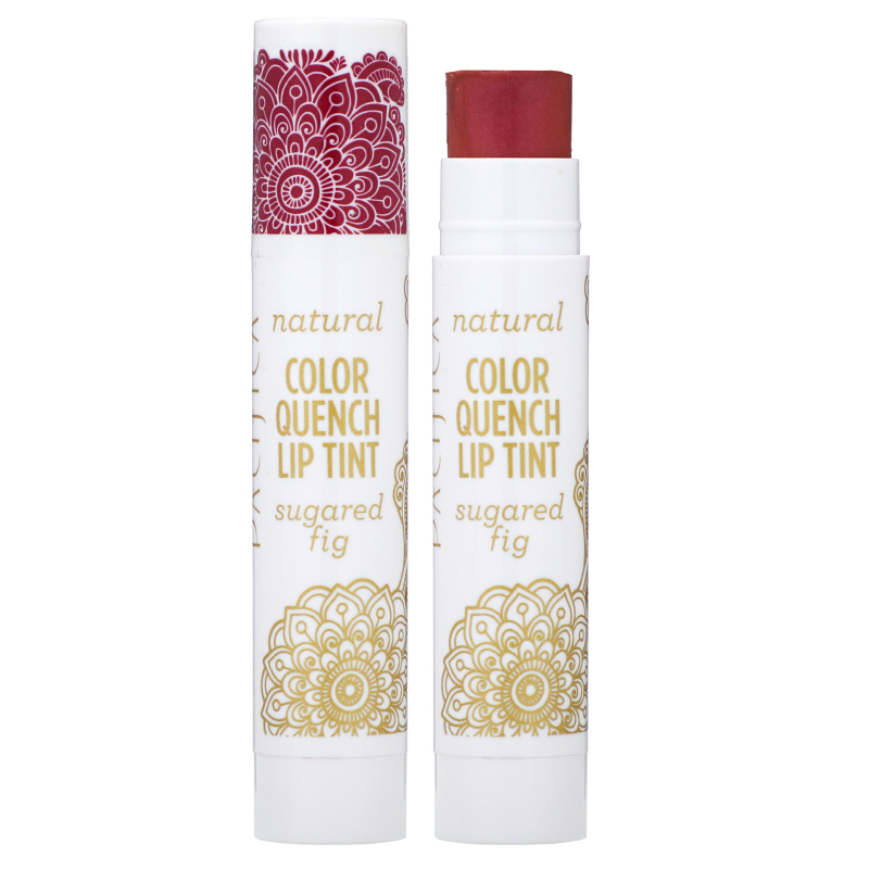 Pacifica, Natural Color Quench Lip Tint, Sugared Fig, 0.15 oz (4.25 g)