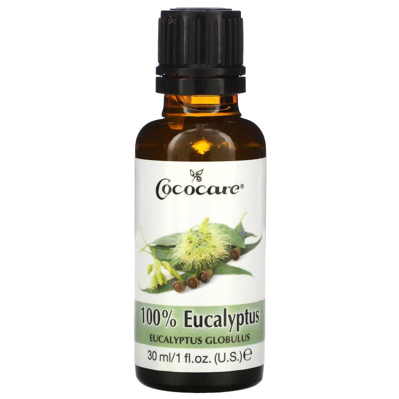 Cococare, 100% Eucalyptus Oil, 1 fl oz (30 ml)