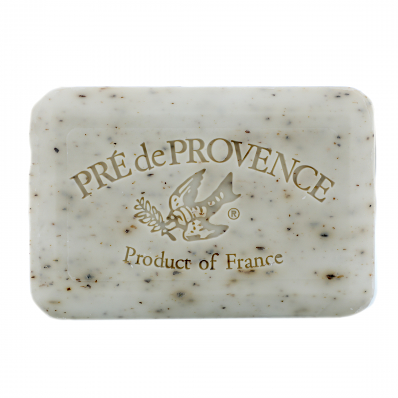 European Soaps, LLC, Pre de Provence, Bar Soap, Mint Leaf, 8.8 oz (250 g)