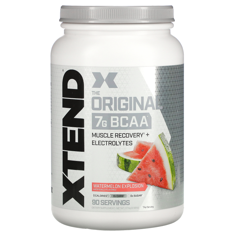 Scivation, Xtend, The Original, Watermelon Explosion, 2.58 lb (1.17 kg)