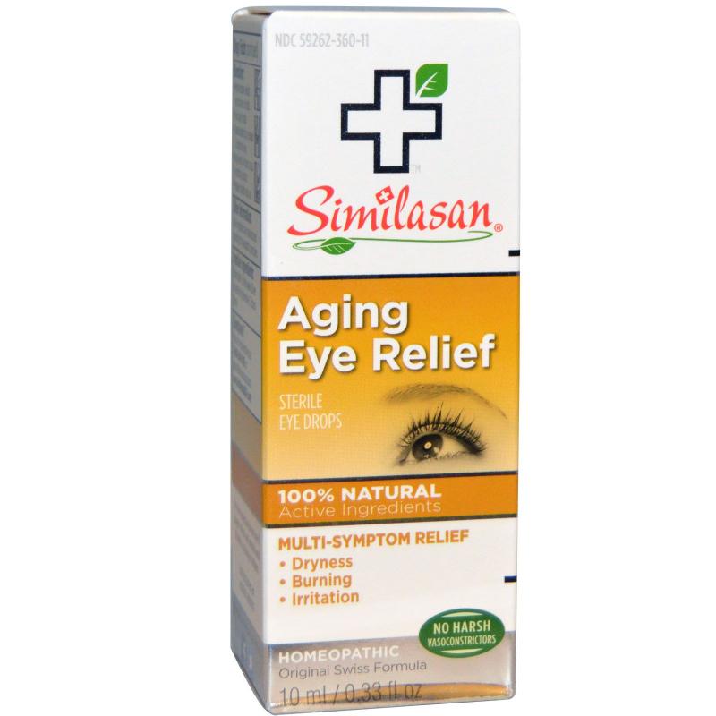 Similasan, Aging Eye Relief, 0.33 fl oz / 10 ml