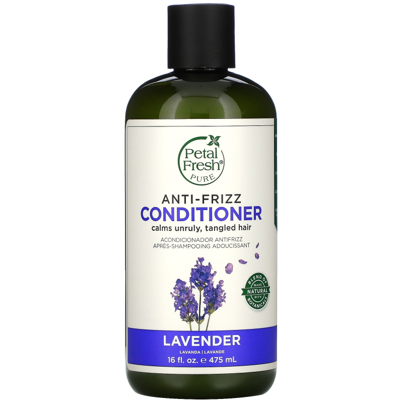 Petal Fresh, Pure, Anti-Frizz Conditioner, Lavender, 16 fl oz (475 ml)