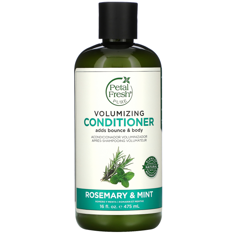 Petal Fresh, Pure, Volumizing Conditioner, Rosemary & Mint, 16 fl oz (475 ml)