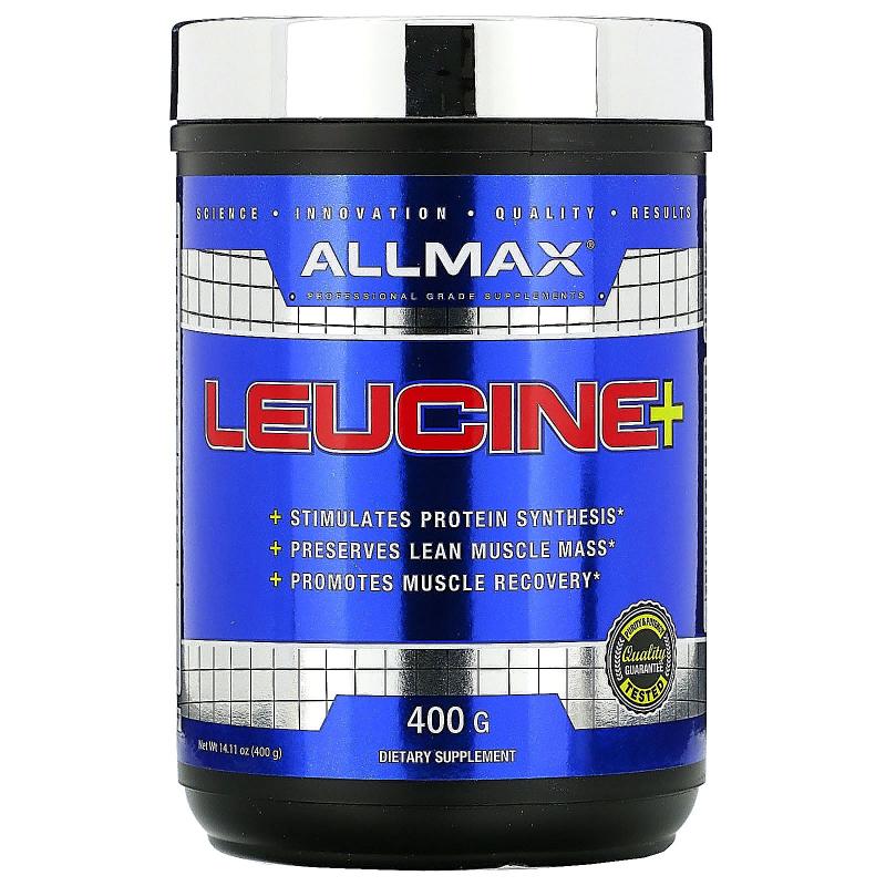 ALLMAX Nutrition, Leucine, 5000 mg, 14.1 oz (400 g)