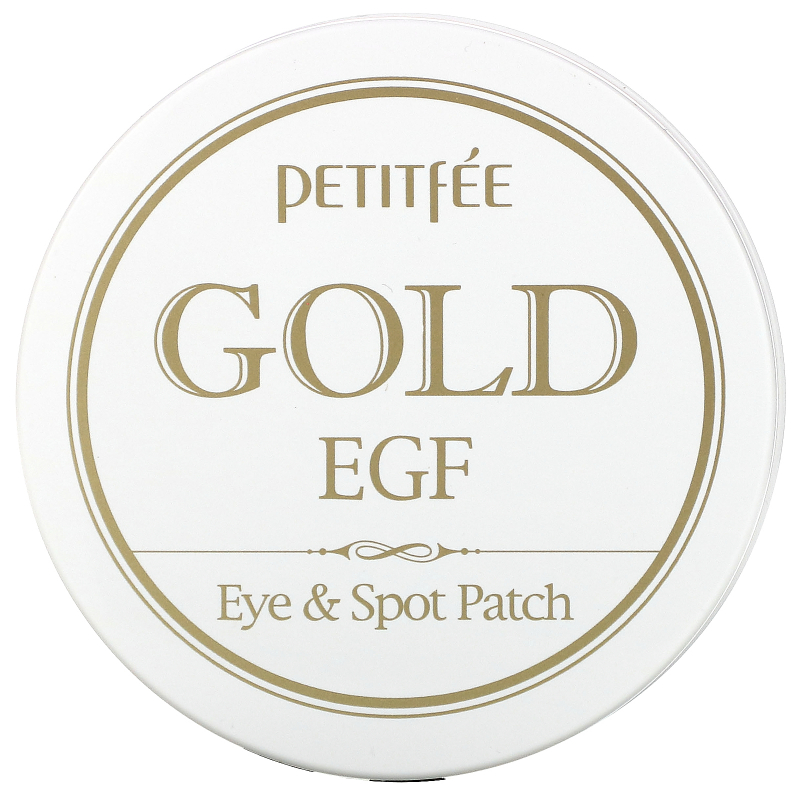 Petitfee, Gold & EGF, Eye & Spot Patch, 60 Eyes/30 Spot Patches