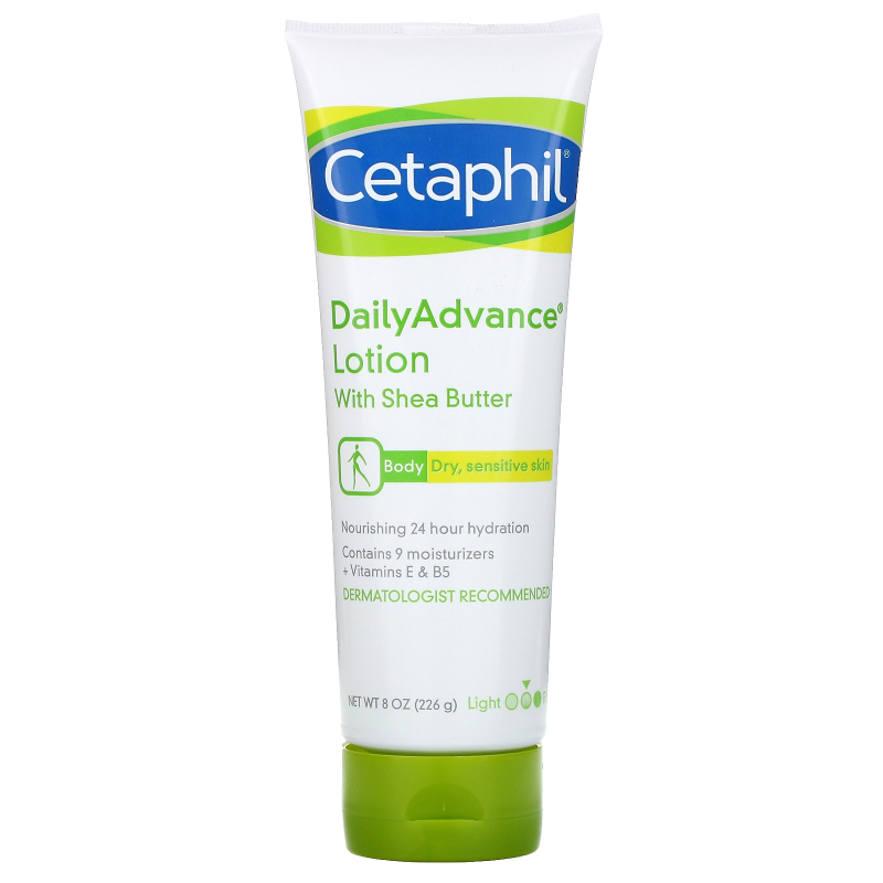 abd741892 สินค้านำเข้า | Cetaphil, DailyAdvance Lotion, Ultra Hydrating, 8 oz ...