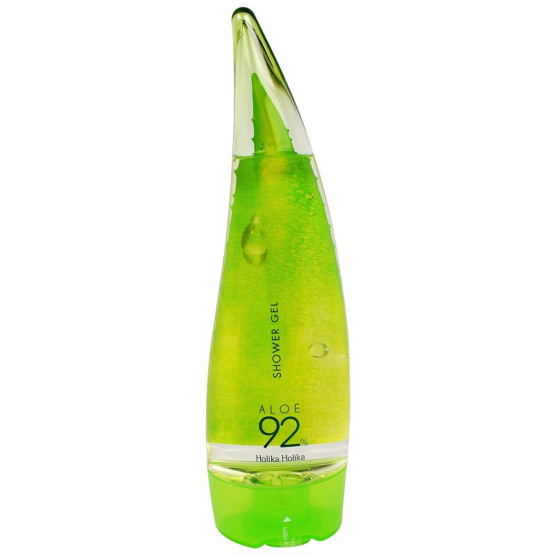 Holika Holika, Shower Gel, Aloe 92%, 8.45 fl oz (250 ml)