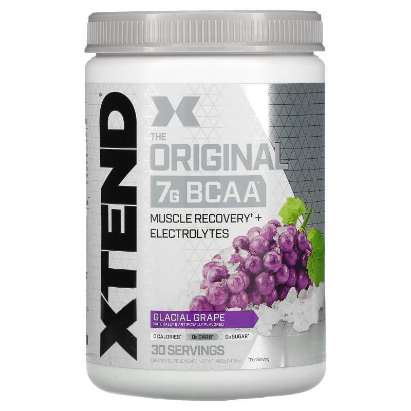 Scivation, Xtend, The Original, Glacial Grape, 14.3 oz (405 g)
