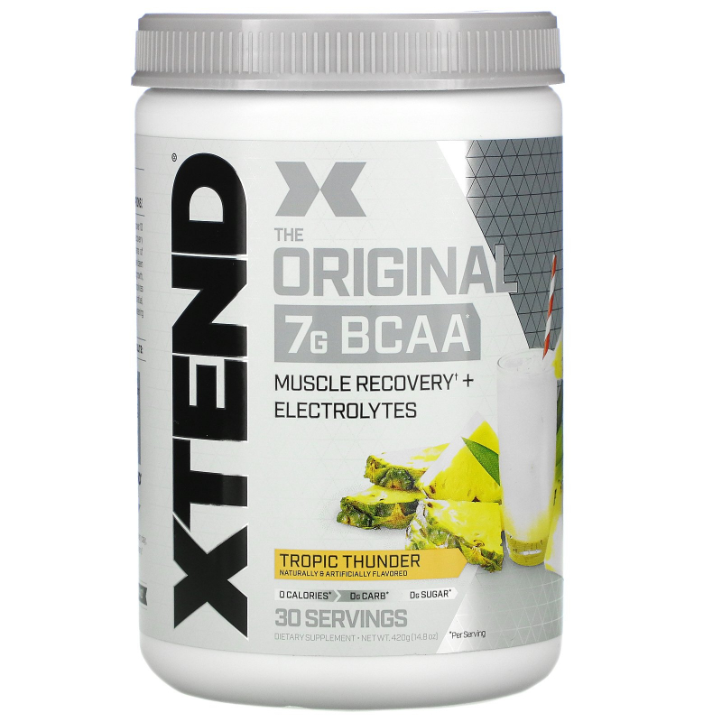 Scivation, Xtend, The Original, Tropic Thunder, 14.8 oz (420 g)