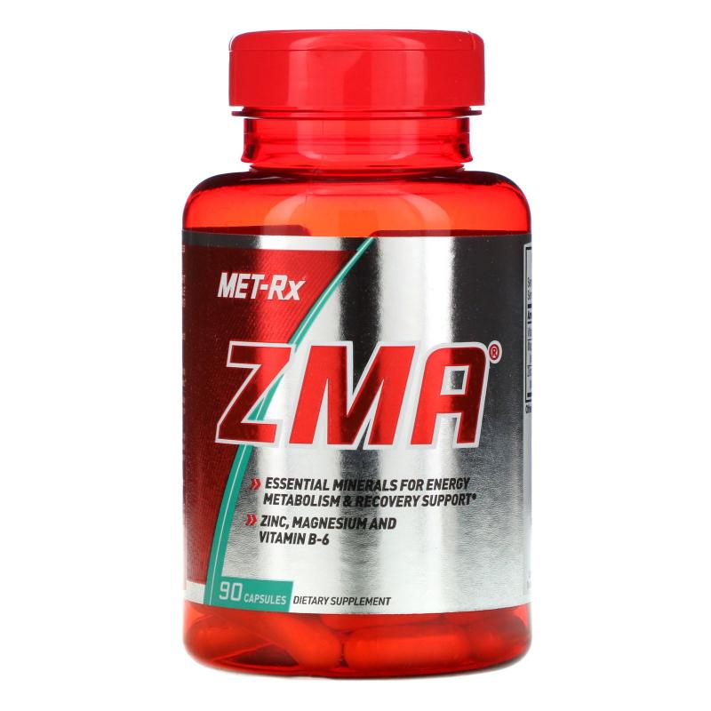 MET-Rx, ZMA, 90 Capsules