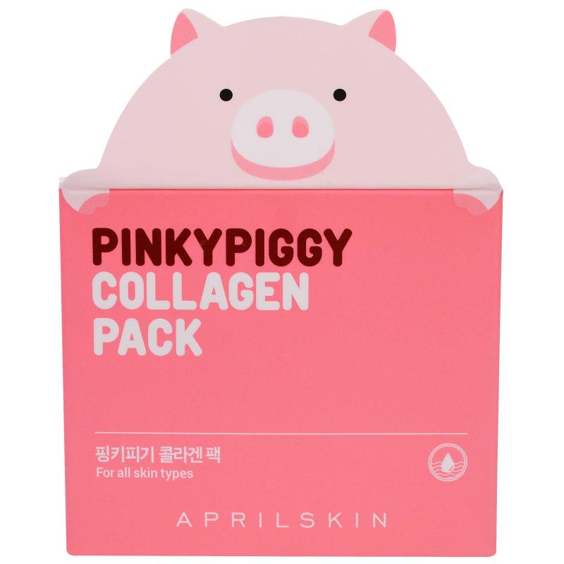 April Skin, PinkyPiggy Collagen Pack, 3.38 oz (100 g)