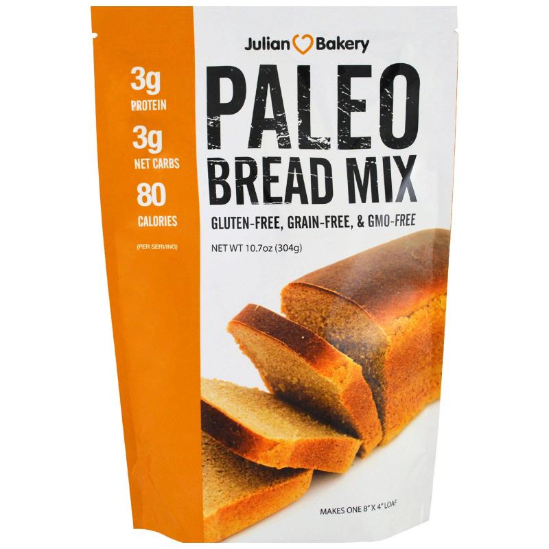 Julian Bakery, Paleo Bread Mix, 10.7 oz (304 g)