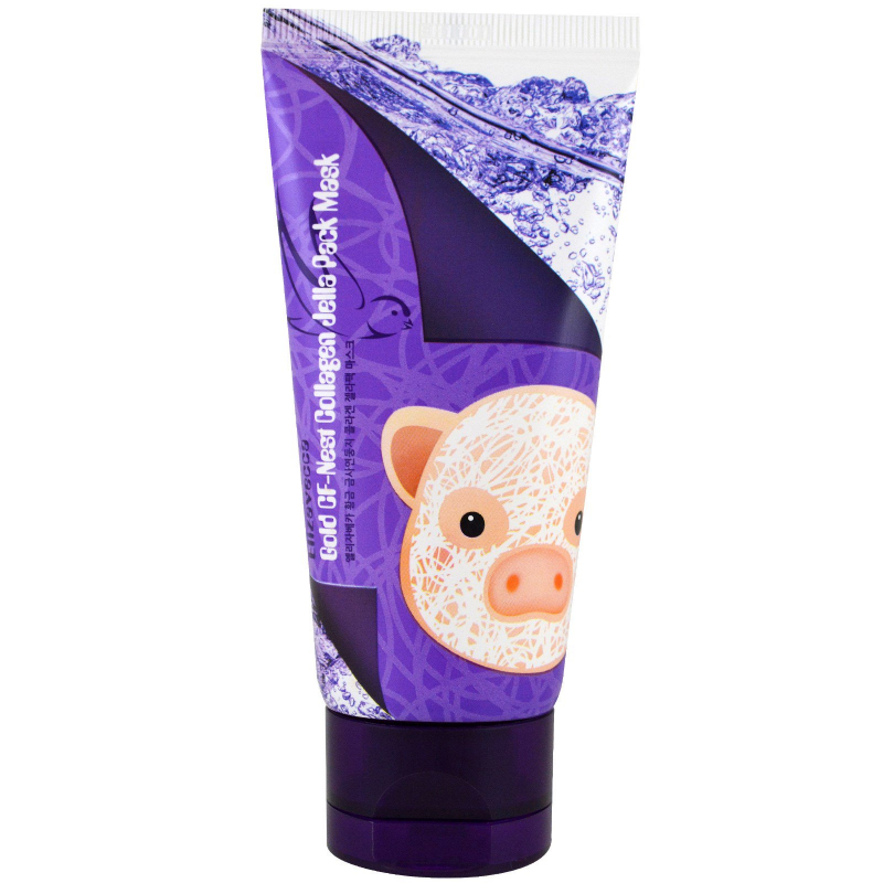Elizavecca, Gold CF-Nest Collagen Jella Pack Mask, 80 ml
