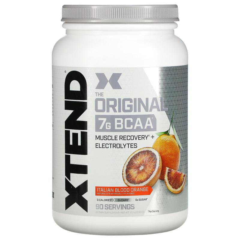 Scivation, Xtend, The Original, Italian Blood Orange, 2.88 lb (1.31 kg)