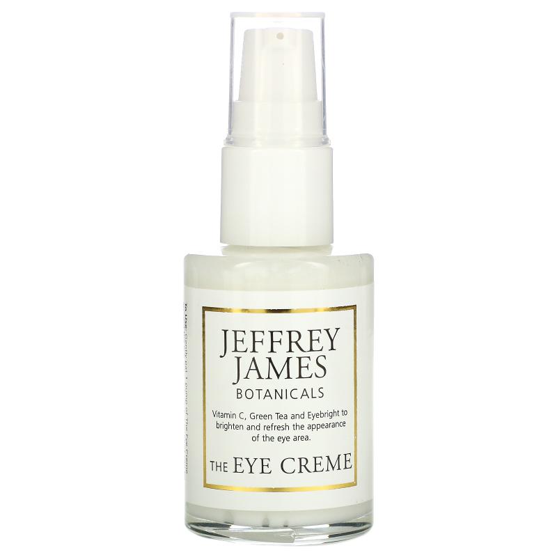 Jeffrey James Botanicals, The Eye Cream, Brighten Lighten Refresh, 0.5 oz (15 ml)