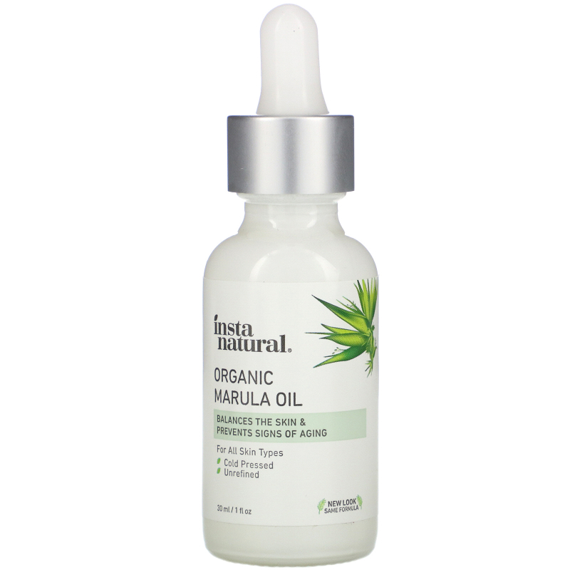 InstaNatural, Complete Organics Marula Oil, 1 fl oz (30 ml)