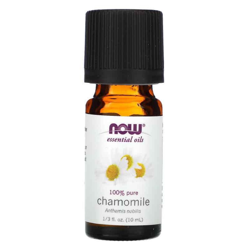 Now Foods, Essential Oils, Chamomile, 1/3 fl oz (10 ml)